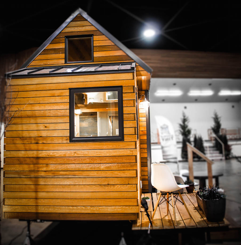 Kootenay Tiny Home