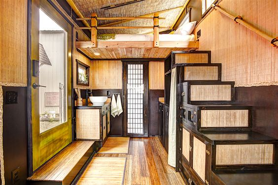 Bamboo Tiny House