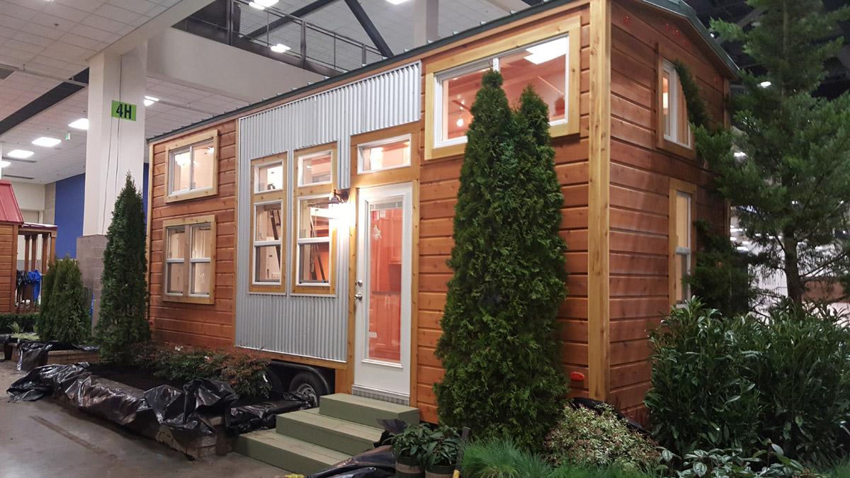 Ko'olau Tiny House