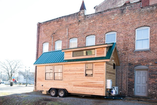 Lindley Tiny House