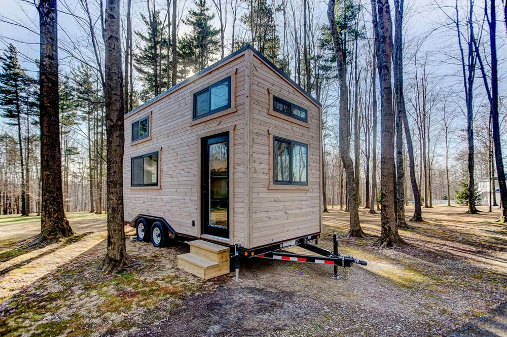 Mohicans Tiny House