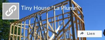 tiny house la plume