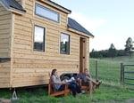 Tiny House mini-maison à emporter - La petite maison dans la prairie
