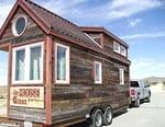 Tiny House mini-maison à emporter - Les nouveaux aventuriers