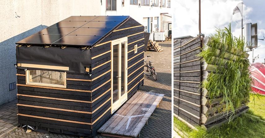 Tiny House Tim entièrement autonome