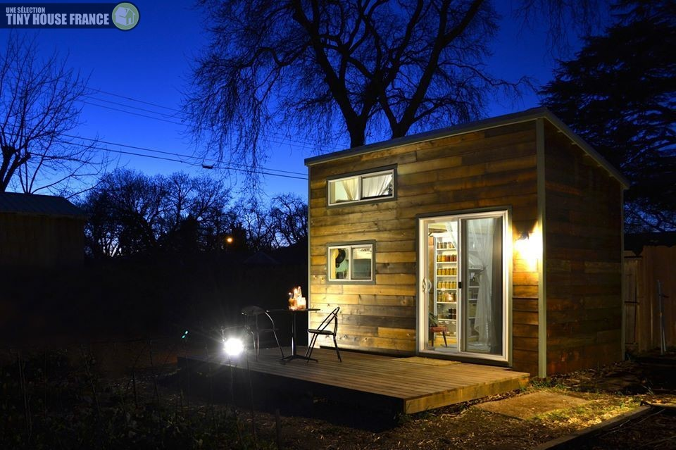 Chico tiny house