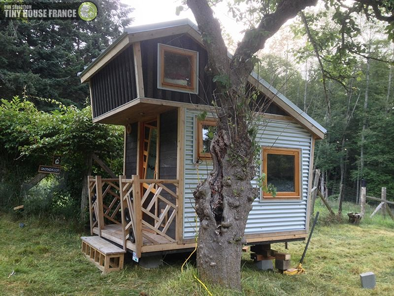 Gnomadik Tiny House