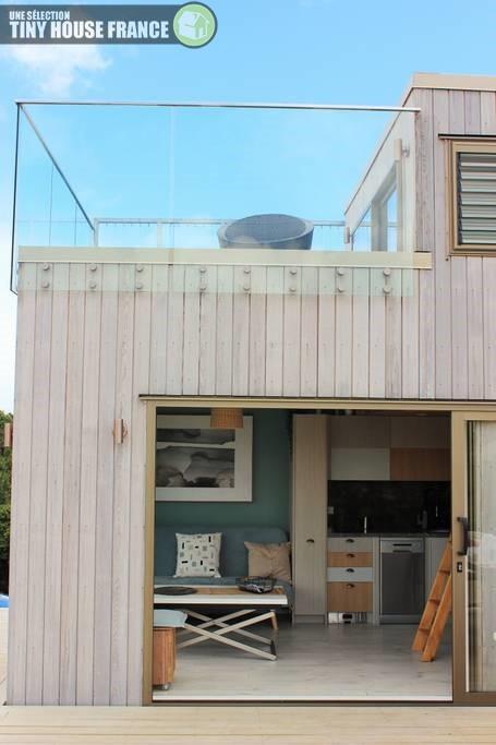 Tiny House de Dom et Jaco