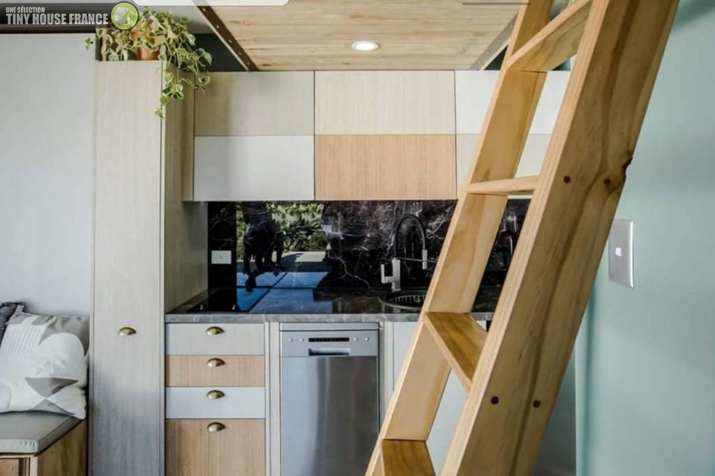 Tiny House de Dom et Jaco