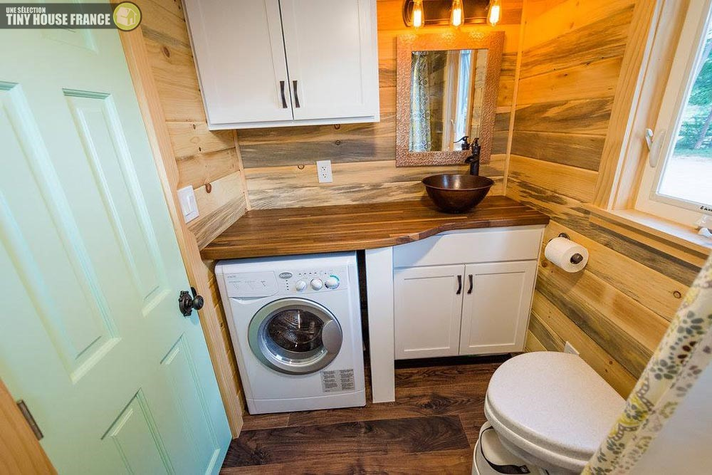 April et Curtis tiny house