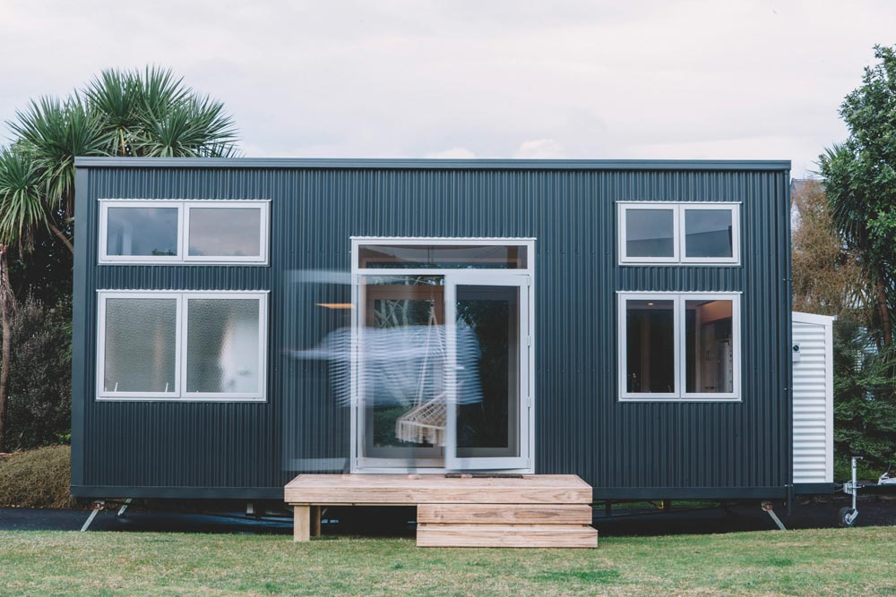 millennial tiny house