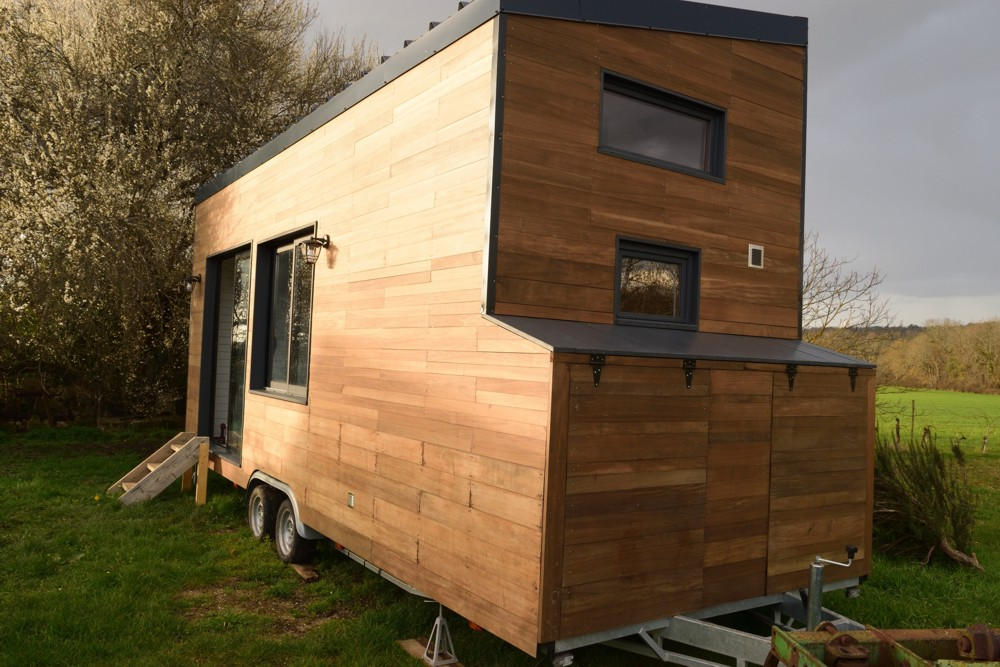 annonce tiny house lumen tiny house france. Black Bedroom Furniture Sets. Home Design Ideas
