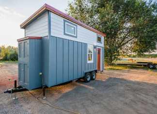 Julias tiny house