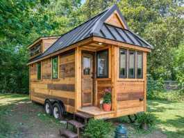 Cedar Mountain Tiny House