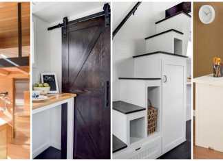 4 solutions pour optimiser l'espace dans une tiny house