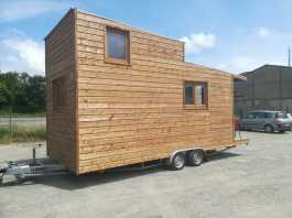 Annonce - Tiny House Leparc