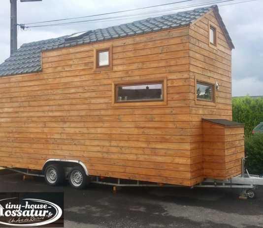 annonce tiny house ossatur