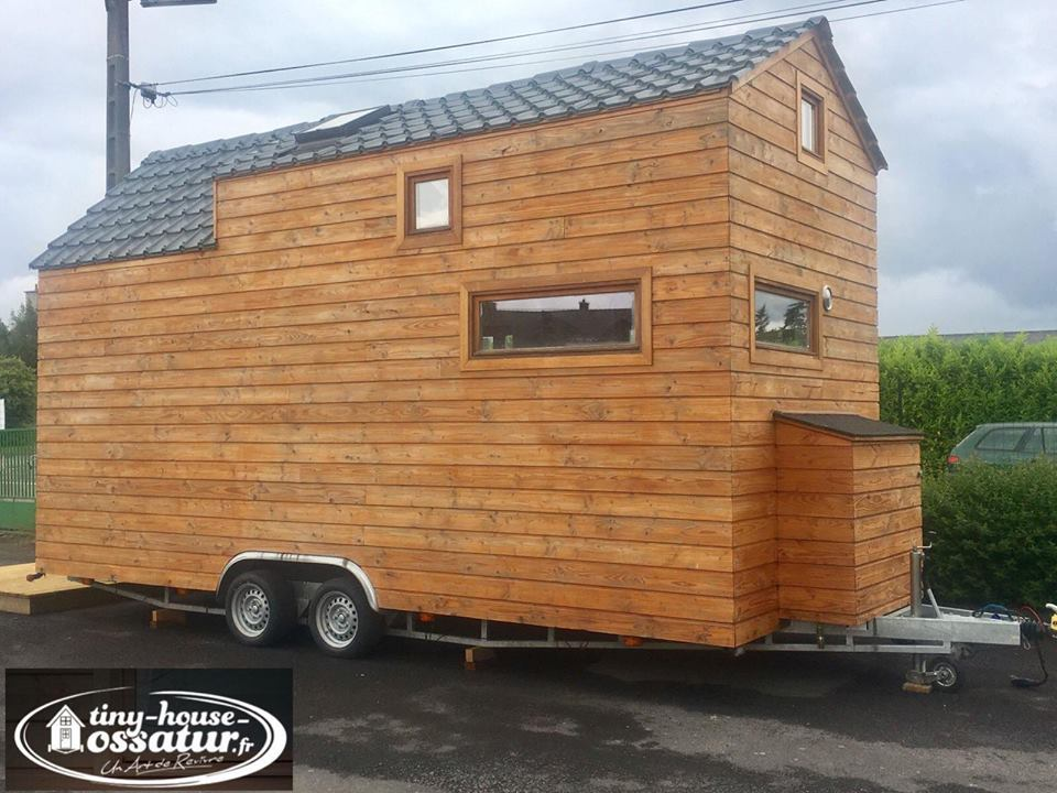 annonce tiny house ossatur