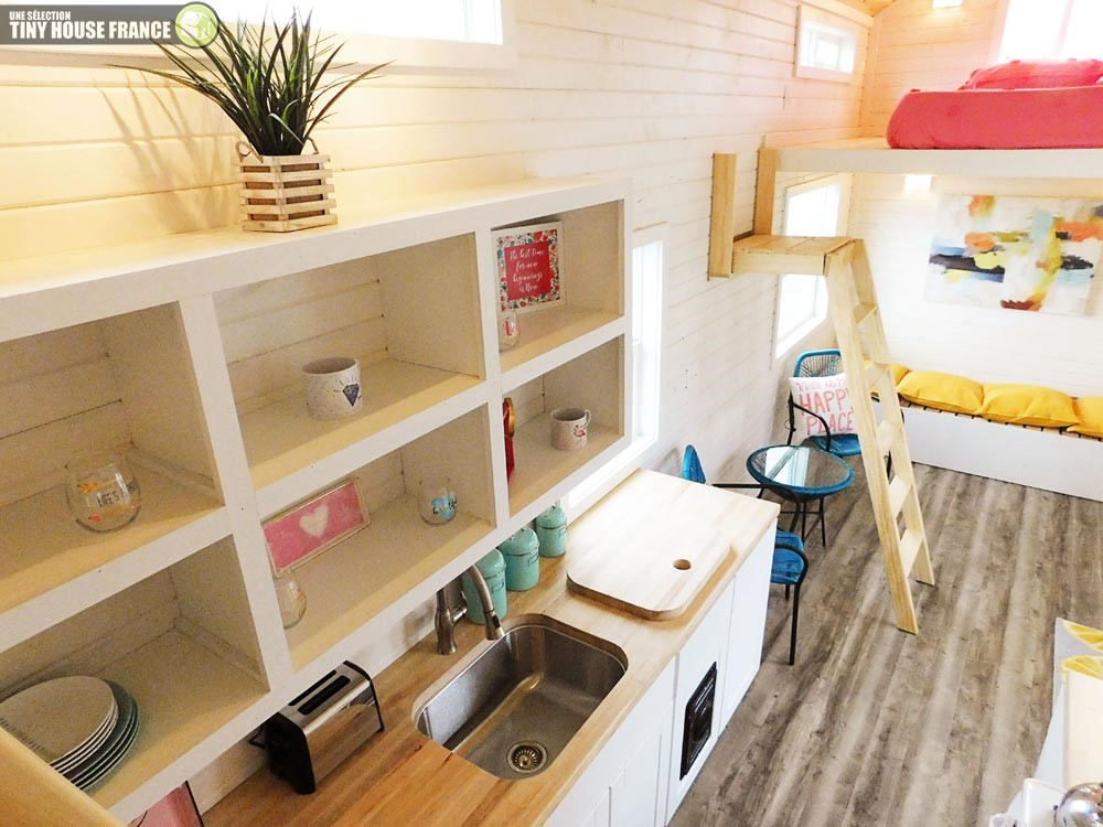 Artist's Tiny House