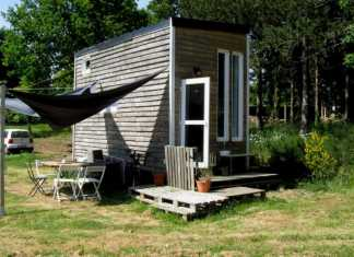 tiny house mathilde