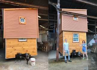 Devasa Tiny House