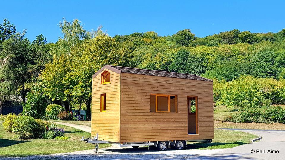 Lorr' Tiny House