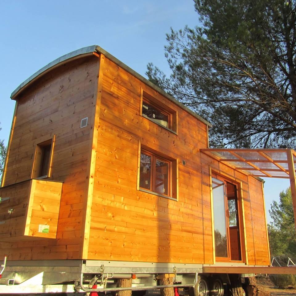 Tiny House - Nature et Projet Bois