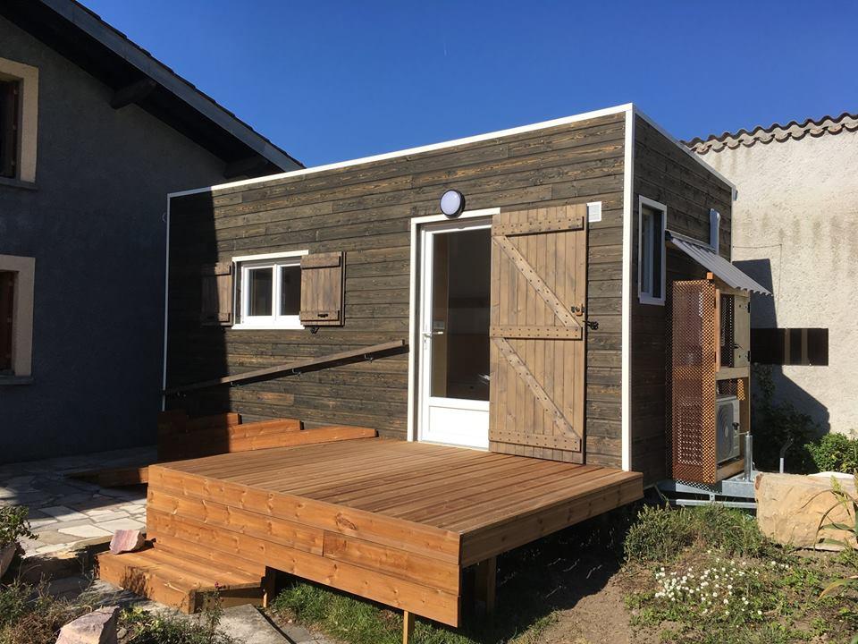 Tiny House Pyrénées