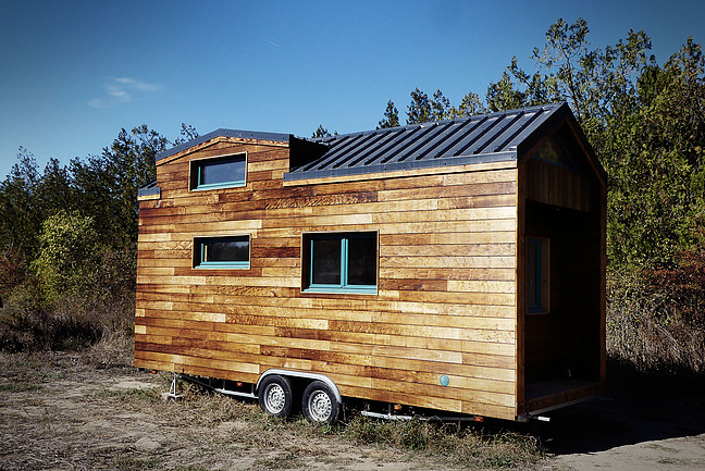 Tiny house Escampette