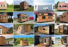 ecoperch tiny house france. Black Bedroom Furniture Sets. Home Design Ideas