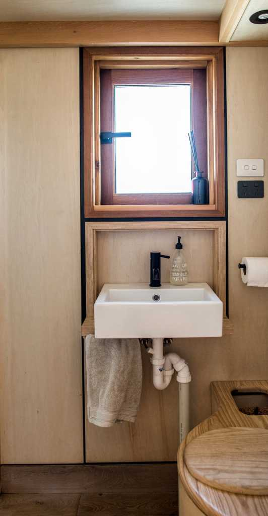 Hawkes Bay tiny house