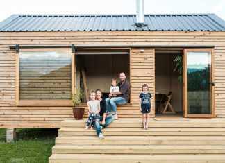 Hawkes Bay tiny house