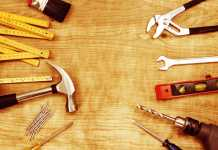 Les outils pour construire sa tiny house