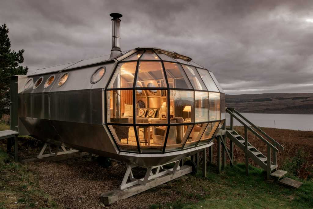 Tiny House Airship