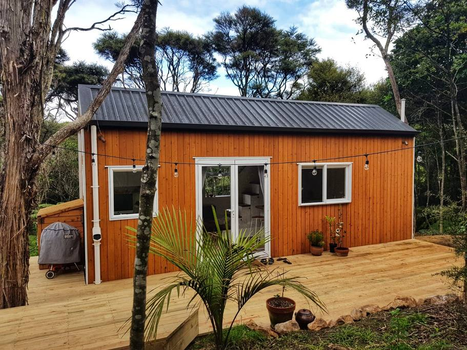 Tiny House Waiheke Island