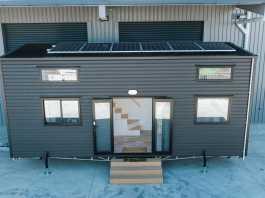 Ibbotson Tiny House