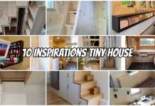 10 inspirations tiny house