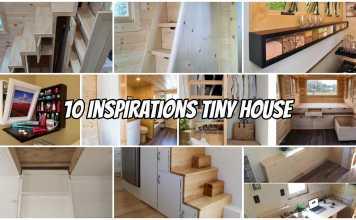 10 inspirations tiny house