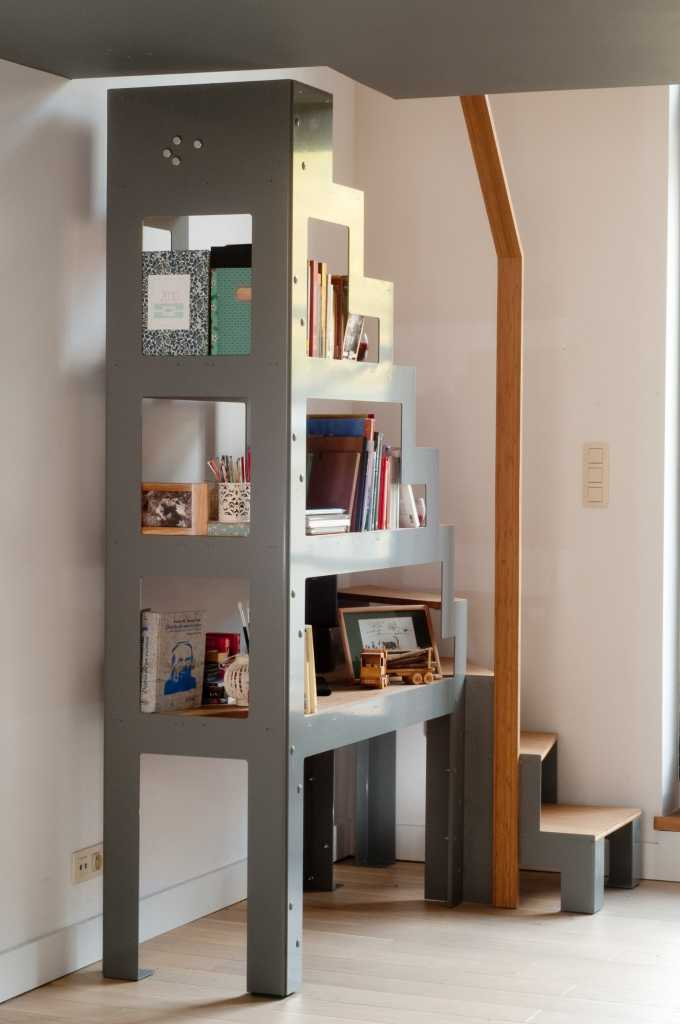 Escalier à poser pour tiny house