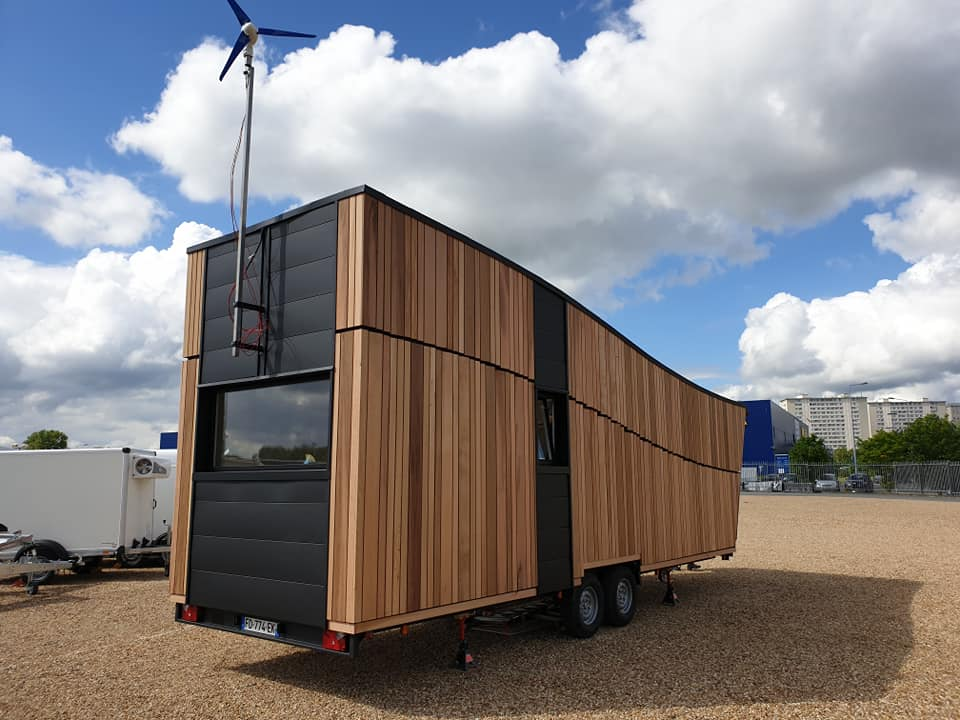 7enbois Tiny House