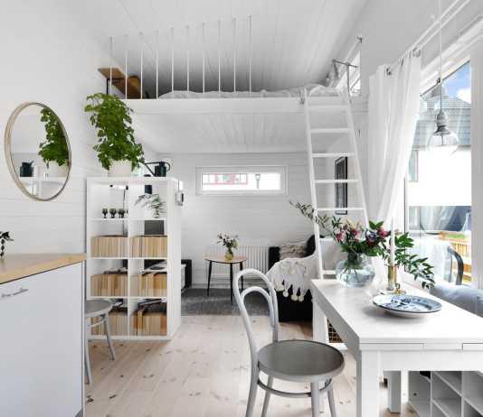 Tiny House à Stockholm