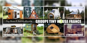 Groupe Facebook Tiny House France