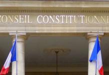 conseil constitutionnel