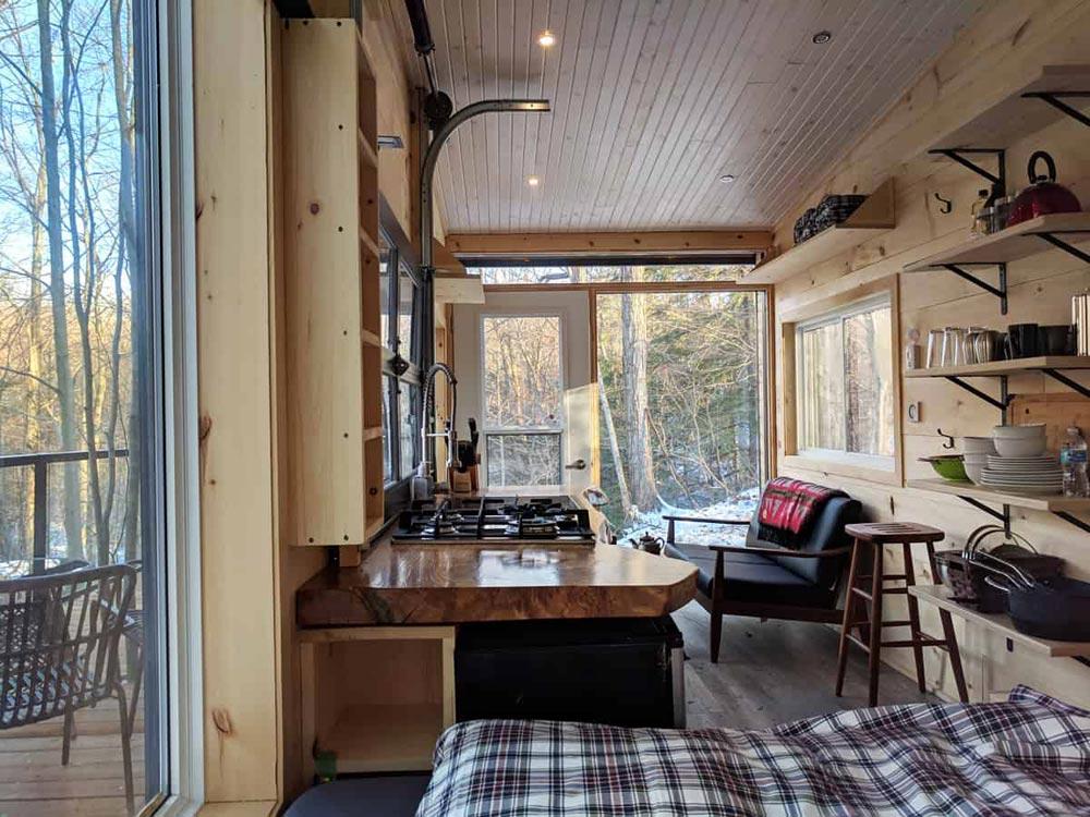 Dashy Tiny House vue d'ensemble