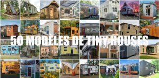50 modeles de tiny houses