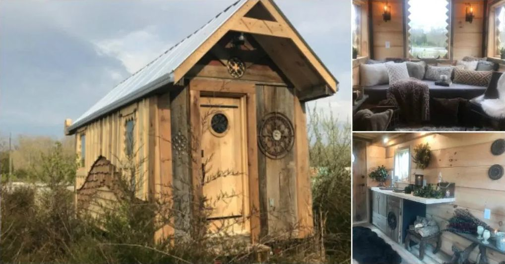Ber Serkr Viking Tiny House