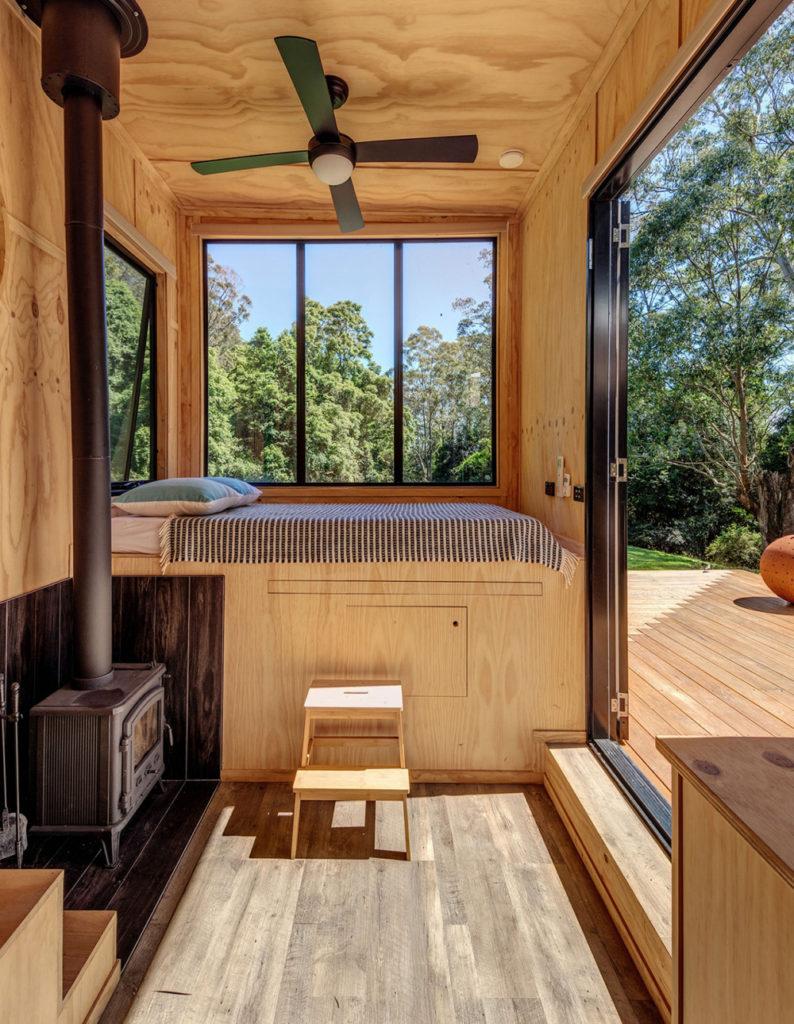 CABN tiny house espace détente