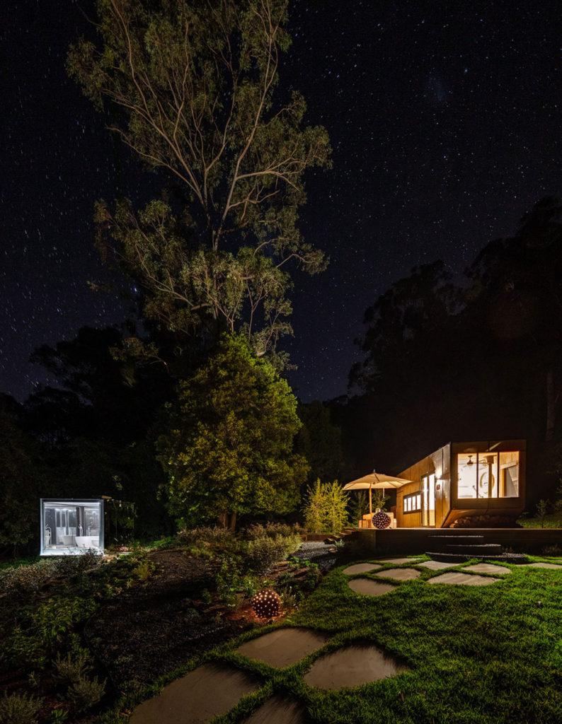 CABN tiny house nuit