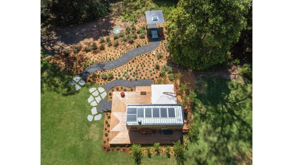 CABN tiny house vue d'ensemble