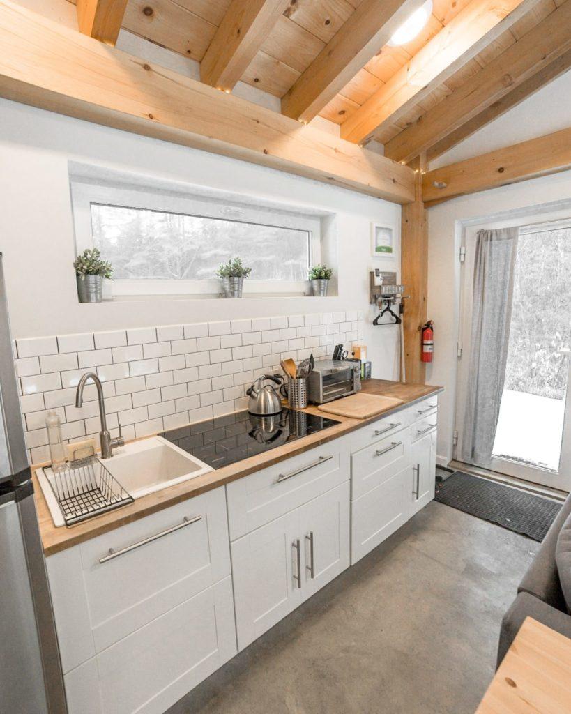 Honeycrisp Cottage cuisine et entree